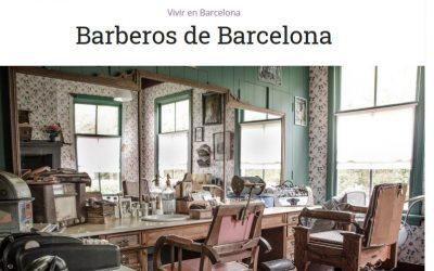 Salón Balmes barberos de Barcelona shbarcelona.es